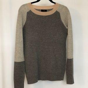 ITALIAN CASHMERE NEVER WORN J Crew Sweater